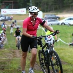 Cycling 45 km - Camilla Jannesson (5669)