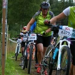 Cycling 45 km - Susanne Karlsson (5334)