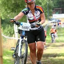 Cycling 45 km - Kerstin Orrhage (5932)