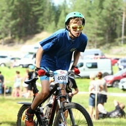 Cycling 45 km - Rikard Throgen-Hedin (6008)