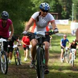 Cycling 45 km - Camilla Forslund (6136)