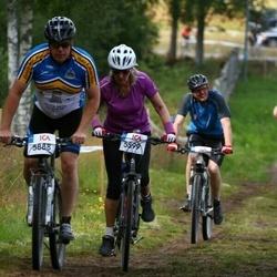 Cycling 45 km - Ingvor Von Knorring (5599), Mårten Lindsnäs (5888)