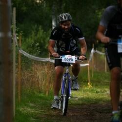 Cycling 45 km - Sebastian Åkerman (5595)