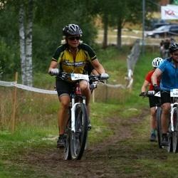 Cycling 45 km - Annci Bornhammar (6148)
