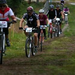 Cycling 45 km - Fredrik Hyensjö (6268)