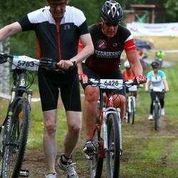 Cycling 45 km - Jenny Oredsson Lind (6528)