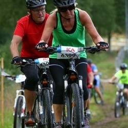 Cycling 45 km - Bengt Hjort (6398), Lena Hjort (6399)