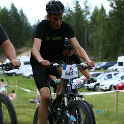 Cycling 45 km - Oskar Skålebrant (6401)