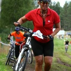 Cycling 45 km - Monica Thörnkvist (6249)