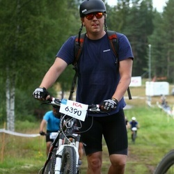 Cycling 45 km - Henric Granby (6390)