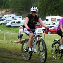 Cycling 45 km - Lisa Spalin (6233)
