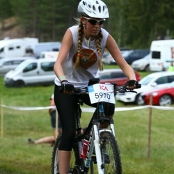 Cycling 45 km - Alexandra Berntling (5970)