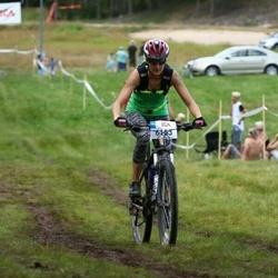 Cycling 45 km - Sandra Bäckström (6153)