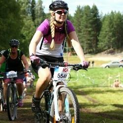 Cycling 45 km - Emma Ahlberg (5546)