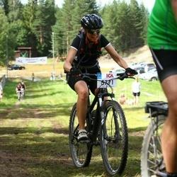 Cycling 45 km - Casper Eklund (5711)