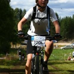 Cycling 45 km - Kajsa Rosander (7006)