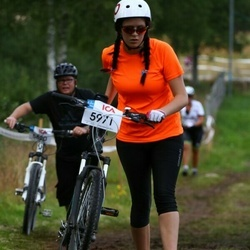 Cycling 45 km - Frida Berntling (5971)