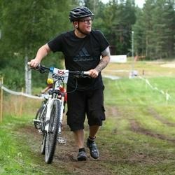 Cycling 45 km - Tomas Karlsson (5820)