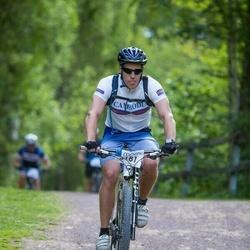 Cycling 94 km - Erik Sundin (8181)
