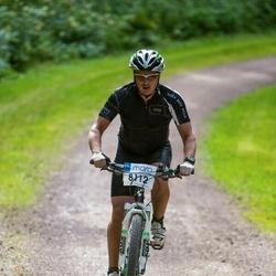 Cycling 94 km - Henrik Wiker (8112)