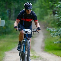Cycling 94 km - Magnus Johansson (8451)