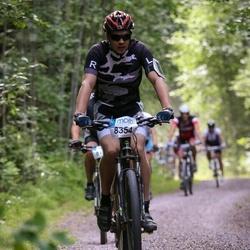 Cycling 94 km - Niklas Vickman (8354)