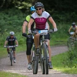 Cycling 94 km - Åsa Häll (9815)