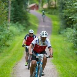 Cycling 94 km - Henrik Axling (8423)