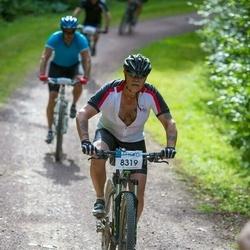 Cycling 94 km - Arne Holmbäck (8319)