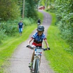 Cycling 94 km - Adrian Almetun Smeds (9190)
