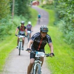 Cycling 94 km - Henric Slagbrand (8750)