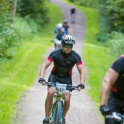 Cycling 94 km - Daniel Larsson (8683)