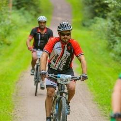 Cycling 94 km - Daniel Larsson (9542)