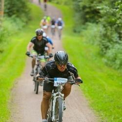 Cycling 94 km - Tony Barkerud (9699)