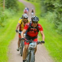 Cycling 94 km - Tomas Hedman (9152)