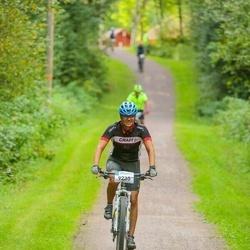 Cycling 94 km - Eva Agardh (9235)