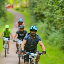 Cycling 94 km - Carl Sjöström (8867)