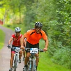 Cycling 94 km - Erik Rydberg (9590)