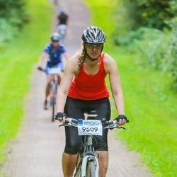 Cycling 94 km - Christina Hellström (9509)