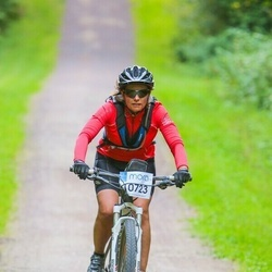 Cycling 94 km - Cecilia Natvig (10723)
