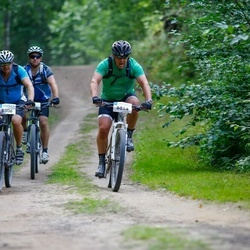 Jalgrattasport 94 km - Jonas Engvall (8306), Kai Byggmästars (8814)