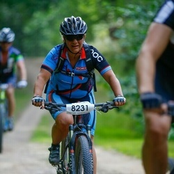 Cycling 94 km - Jennie Holck-Clausen (8231)