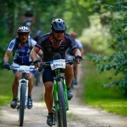 Jalgrattasport 94 km - Daniel Ståhl (8803)