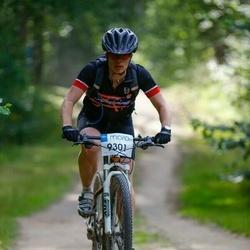 Cycling 94 km - Jenny Johansson (9301)