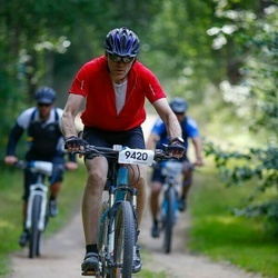 Cycling 94 km - Michael Carlsson (9420)