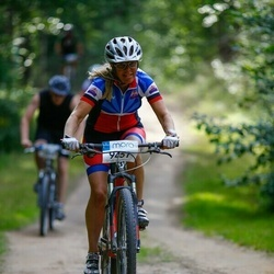 Cycling 94 km - Åsa Wallentin (9451)