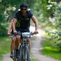 Cycling 94 km - Oscar Larsson (9747)