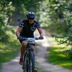 Cycling 94 km - Lizette Flood (9687)
