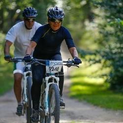 Cycling 94 km - Carina Bällstav (9248)
