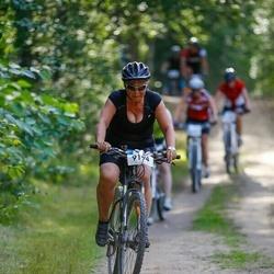 Cycling 94 km - Åsa Skarin (9194)